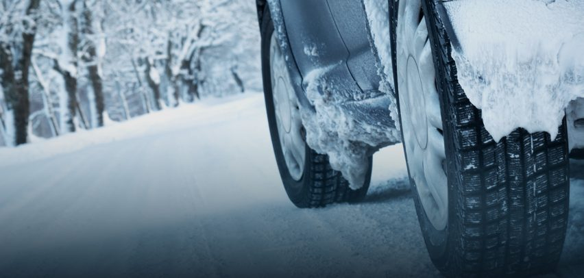 Safe Driving in Harsh Winter Weather